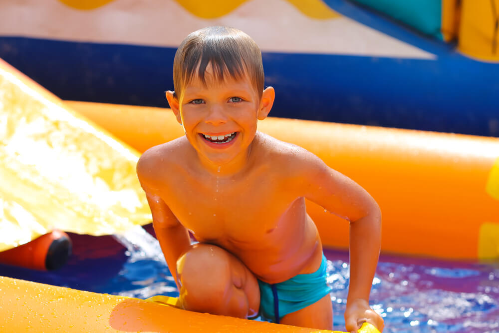 The Perfect Waterslide Party Themes!